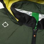 MA.Strum Standard Kit Packable Rain Tunic Jacket Kombu Green photo- 3
