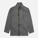 Maharishi Field Coated Organic Cotton Men`s Jacket Charcoal photo- 0