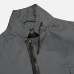 Maharishi Field Coated Organic Cotton Men`s Jacket Charcoal photo- 1