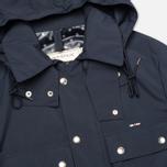Мужская куртка Maison Kitsune Safari Dark Navy фото- 2