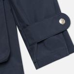 Мужская куртка Maison Kitsune Safari Dark Navy фото- 6