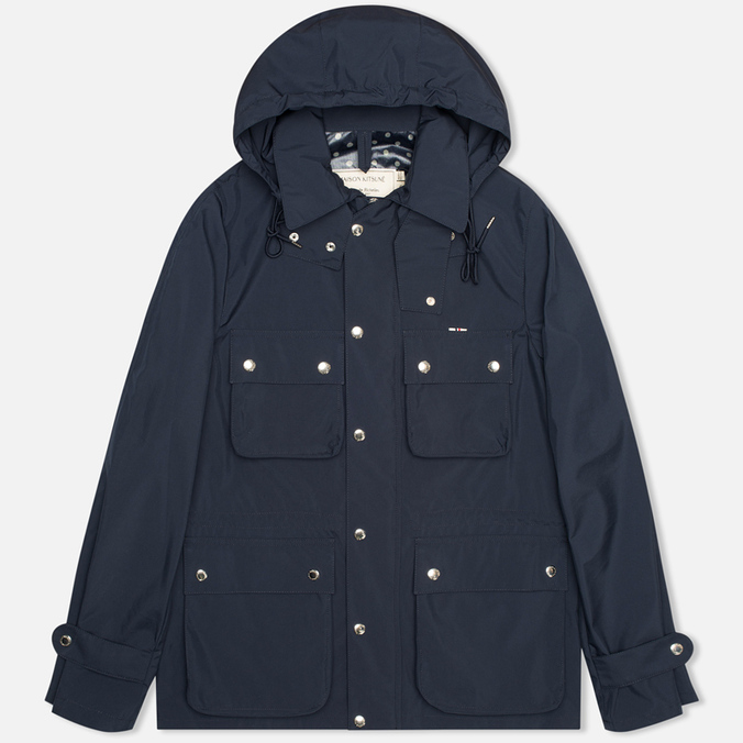 Мужская куртка Maison Kitsune Safari Dark Navy