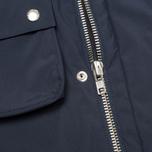 Мужская куртка Maison Kitsune Safari Dark Navy фото- 4