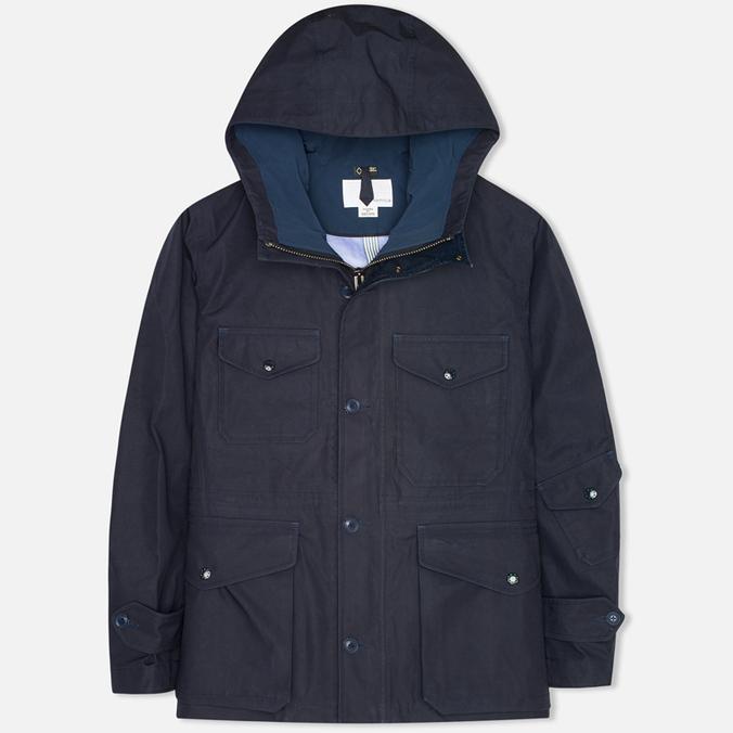 Мужская куртка парка Nanamica GORE-TEX Cruiser Marine Navy