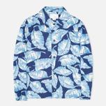 Мужская куртка Nanamica Ground Blue Leaf фото- 0