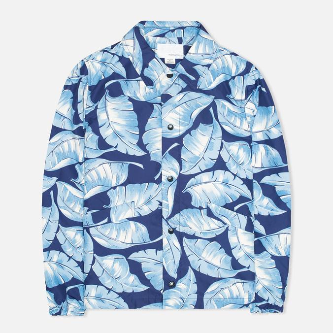 Мужская куртка Nanamica Ground Blue Leaf