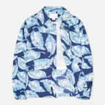 Мужская куртка Nanamica Ground Blue Leaf фото- 1