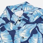 Мужская куртка Nanamica Ground Blue Leaf фото- 2