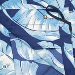 Мужская куртка Nanamica Ground Blue Leaf фото- 5