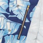 Мужская куртка Nanamica Ground Blue Leaf фото- 6