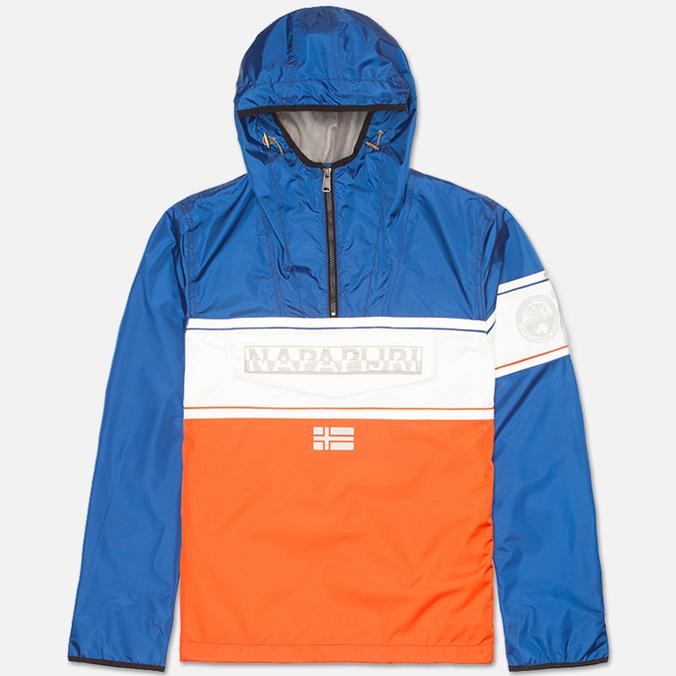 Мужская куртка анорак Napapijri Alsea Multicolour