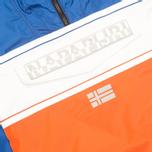 Мужская куртка анорак Napapijri Alsea Multicolour фото- 2