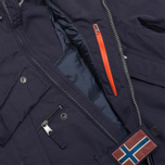 Мужская куртка Napapijri Open Skidoo Blue Marine фото- 2