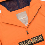 Мужская куртка анорак Napapijri Rainforest Summer Persimmon фото- 2