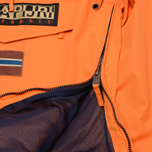 Мужская куртка анорак Napapijri Rainforest Summer Persimmon фото- 5