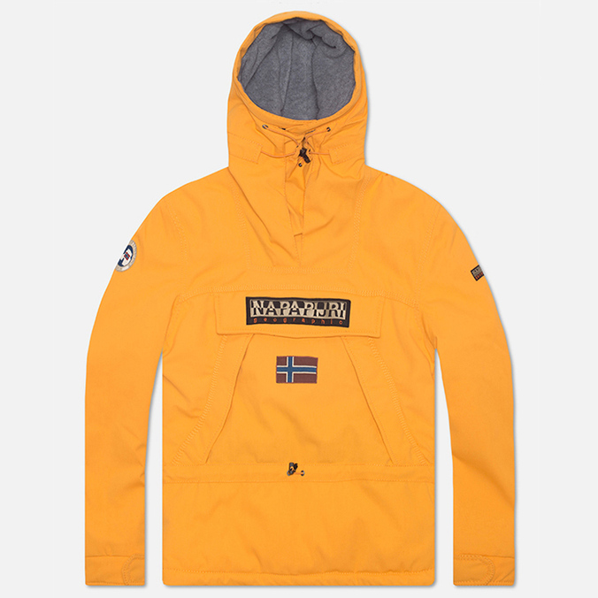 Мужская куртка анорак Napapijri Skidoo Amber