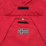 Мужская куртка анорак Napapijri Skidoo Chili фото- 7
