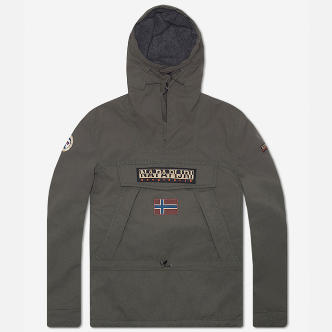 Мужская куртка анорак Napapijri Skidoo Kombu