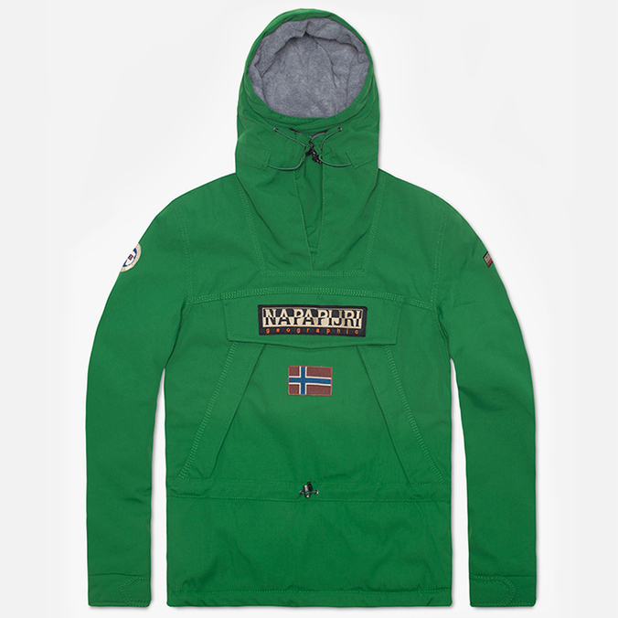 Мужская куртка анорак Napapijri Skidoo Lawn