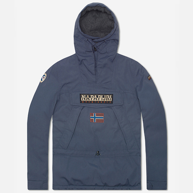 Мужская куртка анорак Napapijri Skidoo Squall
