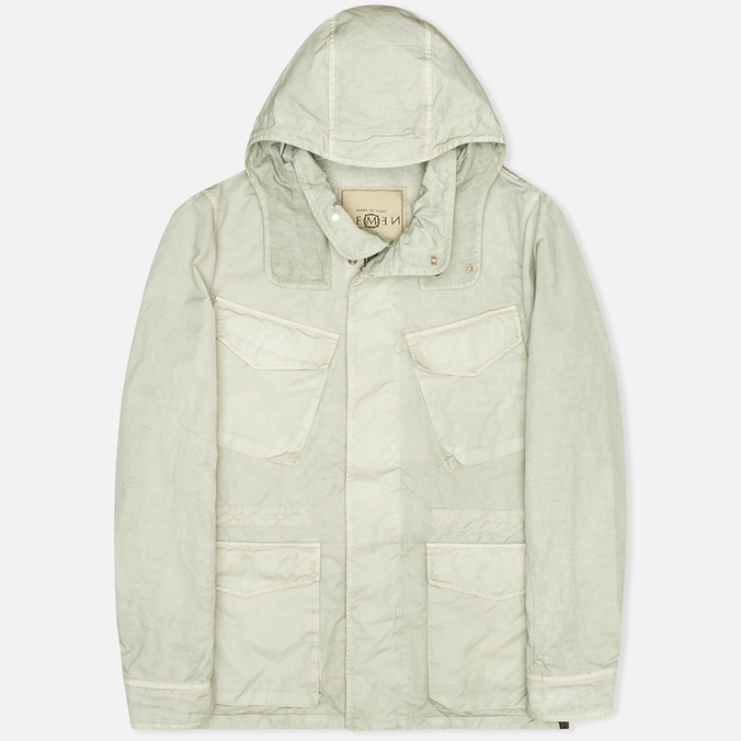 Nemen Cloister Field Jacket Sage Green