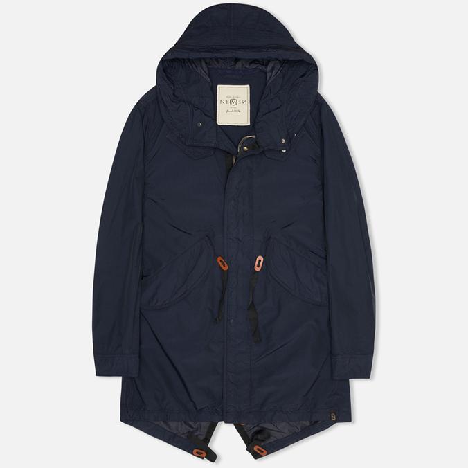 Мужская куртка парка Nemen Fishtail Parka 60/40 Navy