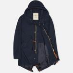 Мужская куртка парка Nemen Fishtail Parka 60/40 Navy фото- 1