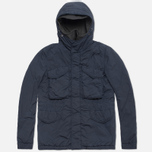 Мужская куртка Nemen Hooded Field Jacket Dark Blue фото- 0