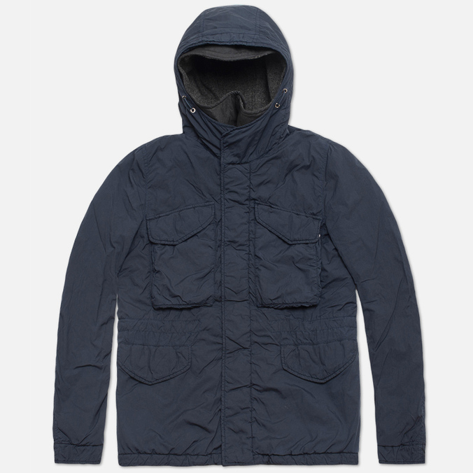 Мужская куртка Nemen Hooded Field Jacket Dark Blue