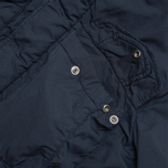Nemen Hooded Field Jacket Dark Blue photo- 8