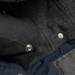 Nemen Hooded Field Jacket Dark Blue photo- 5
