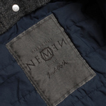 Nemen Hooded Field Jacket Dark Blue photo- 3