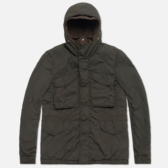 Мужская куртка Nemen Hooded Field Jacket Military Green