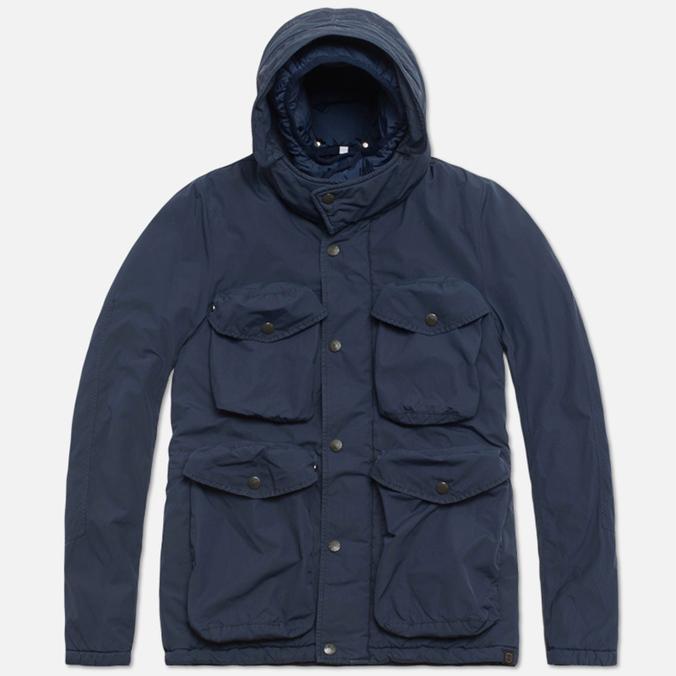 Мужская куртка Nemen Multipocket Smock Dark Blue