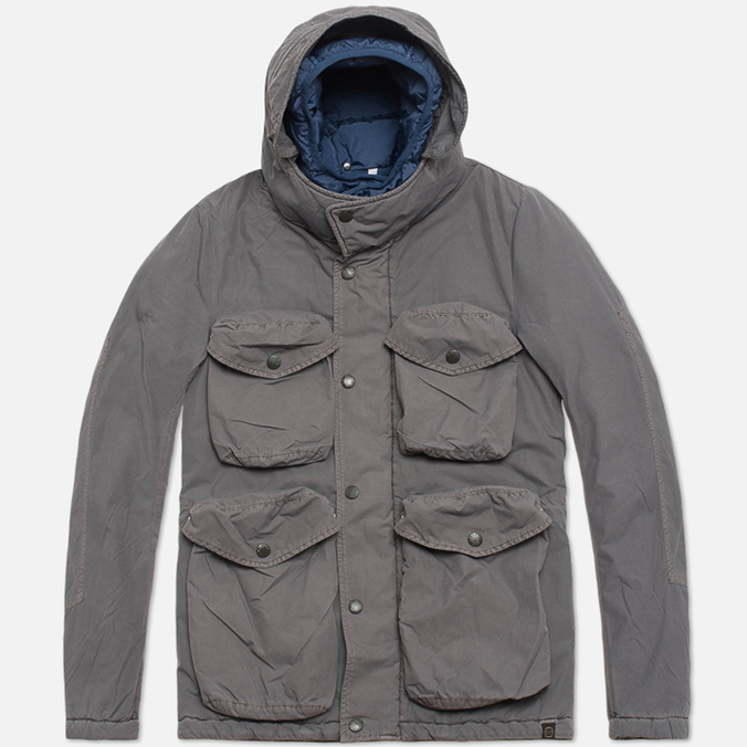 Мужская куртка Nemen Multipocket Smock Grey