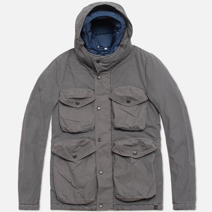 Nemen Multipocket Smock Jacket Grey