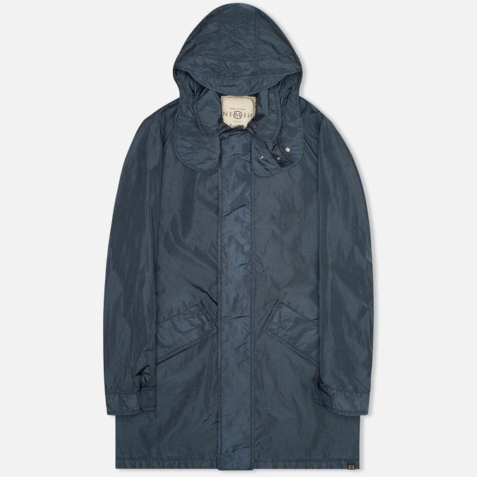 Nemen Raincoat Jacket Grey Avio