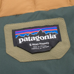 Мужская куртка Patagonia Bivy Down Fatigue Green фото- 6