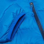 Мужской пуховик Patagonia Down Sweater Hoody Andes Blue фото- 3