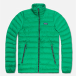 Мужская куртка Patagonia Down Sweater Tumble Green фото- 0