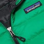 Patagonia Down Sweater Jacket Tumble Green photo- 2