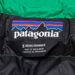 Мужская куртка Patagonia Down Sweater Tumble Green фото- 6
