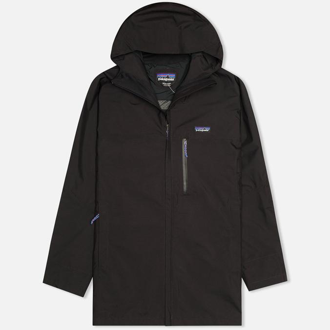 Мужская куртка парка Patagonia Fogoule Black