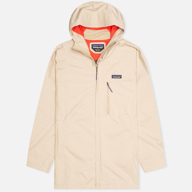 Мужская куртка парка Patagonia Fogoule El Cap Khaki