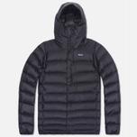 Мужская куртка Patagonia Hi-Loft Down Hoody Black фото- 0