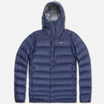 Patagonia Hi-Loft Down Hoody Jacket  Classic Navy photo- 0