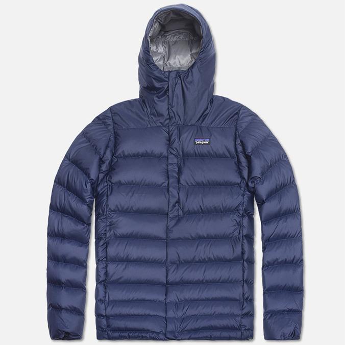 Мужская куртка Patagonia Hi-Loft Down Hoody Classic Navy