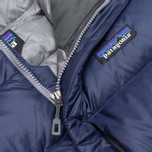 Patagonia Hi-Loft Down Hoody Jacket  Classic Navy photo- 2