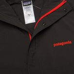 Мужская куртка анорак Patagonia Stretch Terre Planning Pullover Black фото- 2