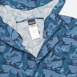 Patagonia Stretch Terre Planning Pullover Men`s Jacket Camo Glass Blue photo- 1